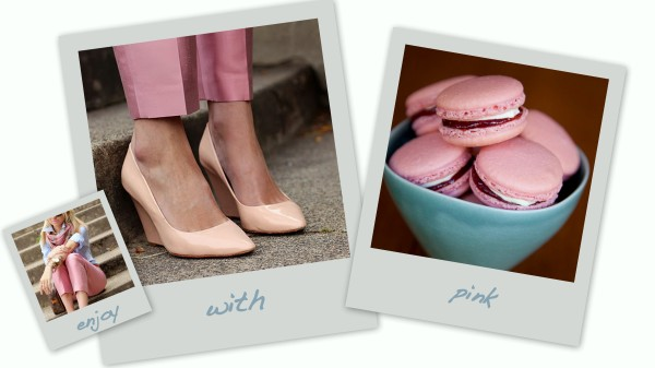 Food and Fashion: enjoy with pink